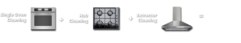 Single oven combo deal